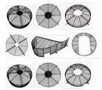 风机罩的类型