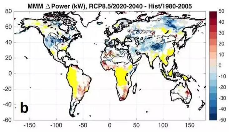 气候模拟数据图1