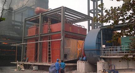 九洲风机处理水泥厂的风机故障
