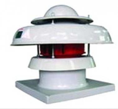 九洲DWT-II型玻钢璃离心屋顶风机