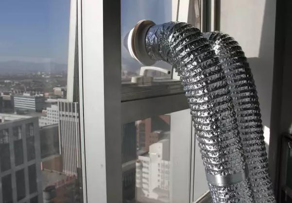 中央新风系统安装使用软管