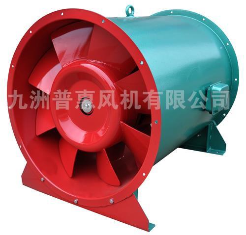 九洲HTF(B)型斜流消防系列风机