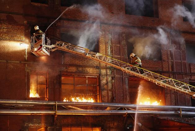 高层建筑消防问题的重要防线